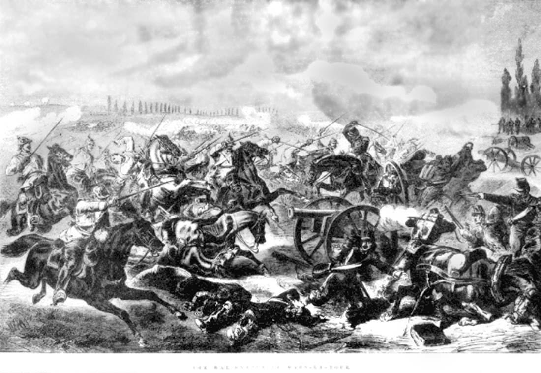 1870 -1871m. Prancūzų-Prusų mūšis