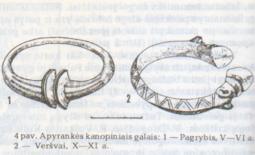 Baltiški papuošalai