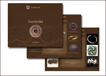 Baltiški papuošalai. Juvelyrika. Archeologinė juvelyrika.