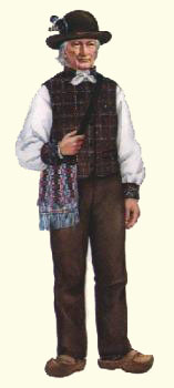 Žemaičio apranga