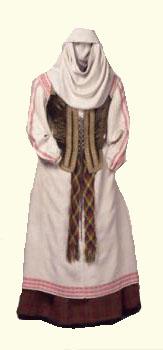 Aukštaitės apranga