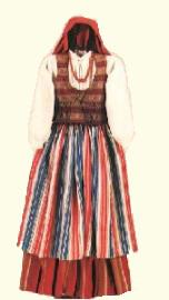 Žemaitės apranga
