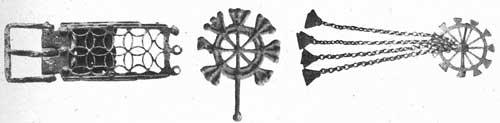 Lietuvių priešistorinių laikų papuošalai iš III-IV amžiaus