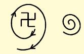 Baltiški ženklai, simboliai
